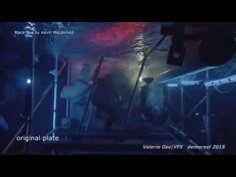 Valerio Oss - VFX supervisor - showreel 2015