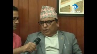 Aahat Ma Rahat with Hari Prasad Parajuli (Agriculture Minister)