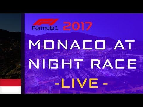 AT LAST - MONACO AT NIGHT!!(NIGHTmare Race) | F1 2017 + mini channel update.