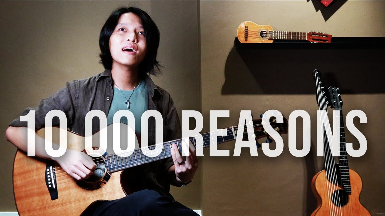 10,000 Reasons (Bless The Lord) - Matt Redman | Acoustic Cover by Neil Chan