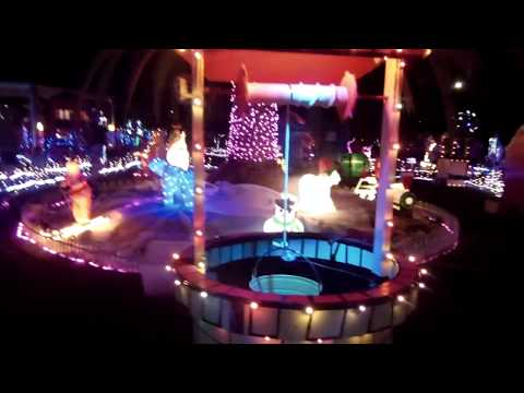 BEST  CHRISTMAS LIGHTS PARADISE IN AUSTRALIA DISPLAY AWESOME