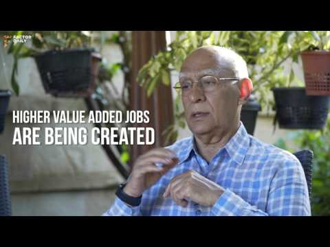IT veteran Ashok Soota on the future of jobs in Indian IT