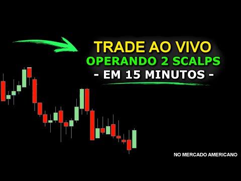 Day Trade Ao VIVO l Como Fazer Scalp No Mercado De Capitais