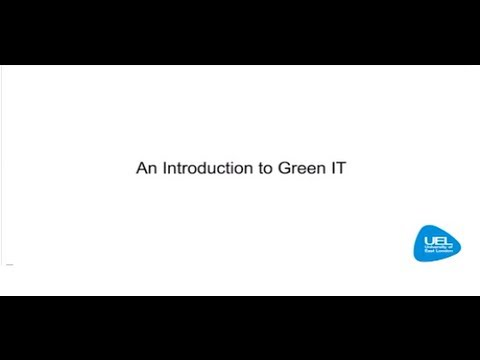 Green Computing Presentation by Gaurav Malik