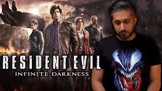 مراجعة مسلسل Resident Evil: Infinite Darkness
