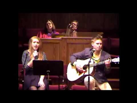 """FCCGE - """"Lifetime Serenade"""" - Written by Charles Post; C. Post, Guitar & Danielle Post, vocals"""