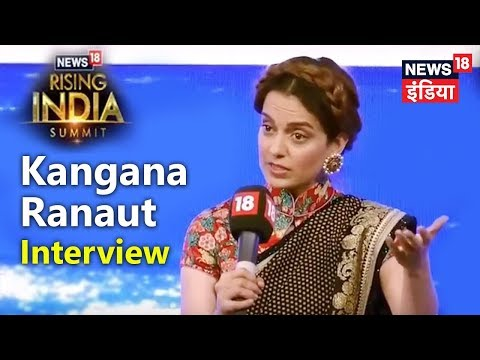 Download Youtube: Kangana Ranaut Interview at #News18RisingIndia (Exclusive)