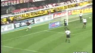 AC Milan vs AS Roma 3-2 1998.10.25