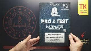 Bilfen Yayınları 8.sınıf Lgs Pro Test Soru Bankaları - Tanıtım Videosu