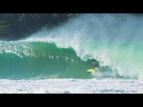 Mikala Jones and Marlon Gerber Absolutely Score in Indo
