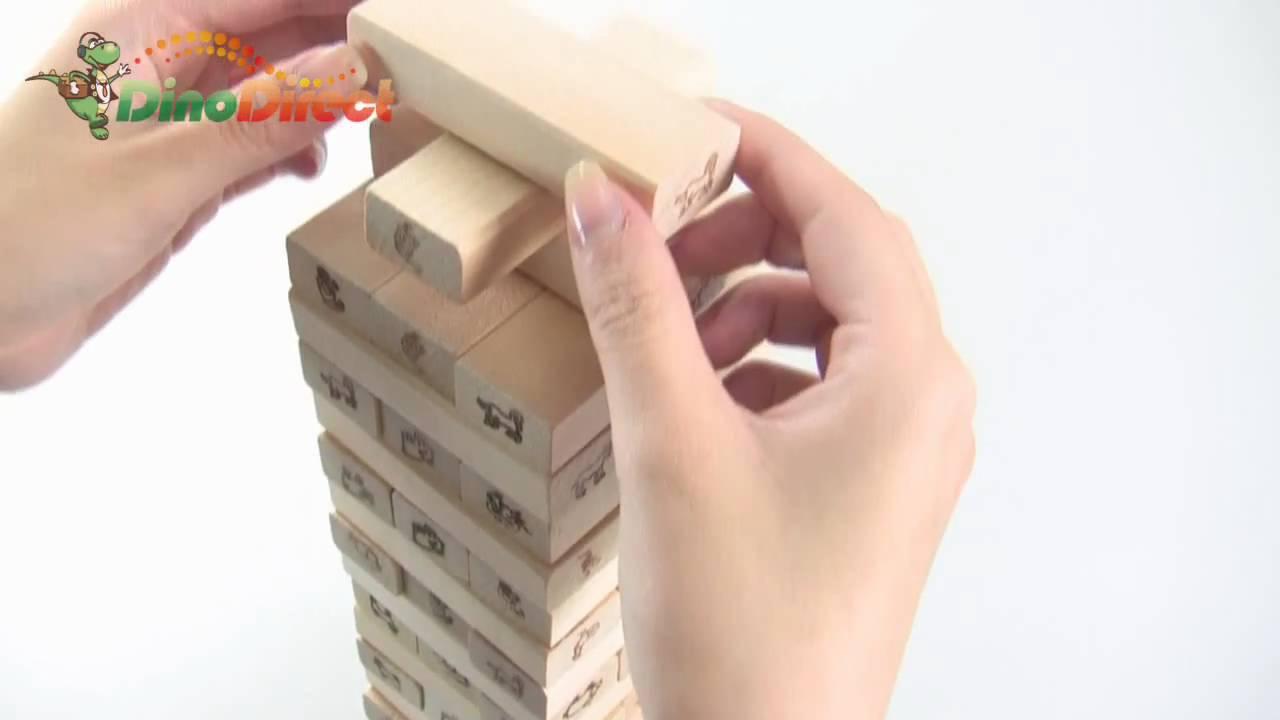 Chinese Zodiac Jenga Wooden Block Child Game Toy - dinodirect ...Chinese Zodiac Jenga Wooden Block Child Game Toy - dinodirect