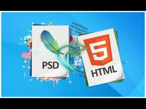 PSD to HTML for Advanced User **New** thumbnail