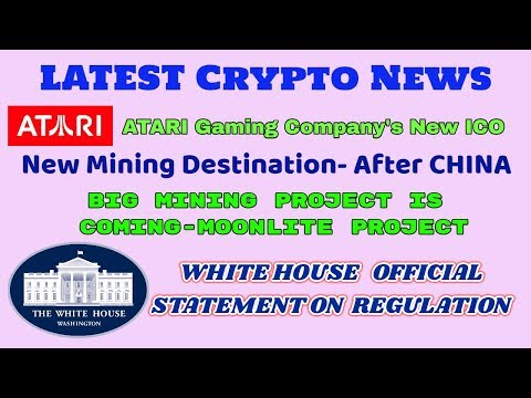 cryptocurrency latest news in hindi!big mining project in iceland and russia!news of ataricoin!PF