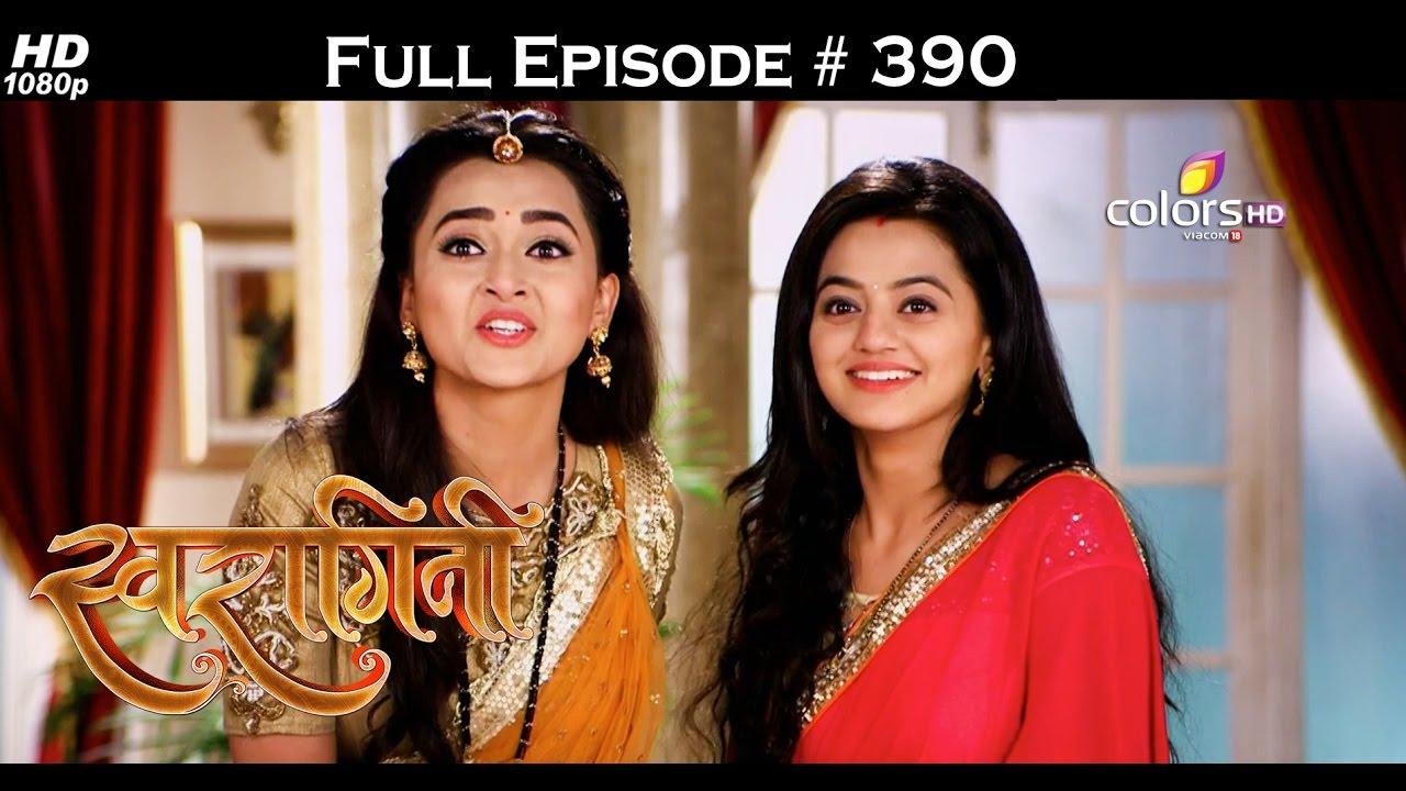 Swaragini - 22nd August 2016 - स्वरागिनी - Full Episode (HD)