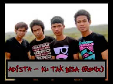 Adista   Ku Tak Bisa Cannabiz Remix wmv