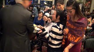 Asian Women Seek Foreign Men at Shenzhen China International Dating Event