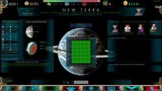 Imperia 4X/5X Space Strategy Game Developer Diary #2 V.14a