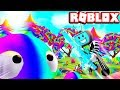 EPIC Fighting The OVERPOWERED RAINBOW BLOB KING CODES Roblox Blob Simulator mp3