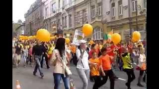 видео 27 сентября во Владивостоке - День тигра