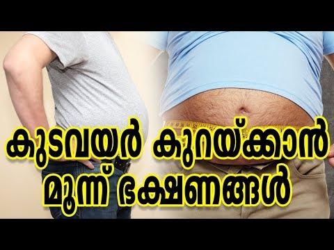 കുടവയർ കുറയ്ക്കാൻ മൂന്ന് ഭക്ഷണങ്ങൾHealthy kerala | Health tips | Belly fat | Fat tips | Health | Fat thumbnail