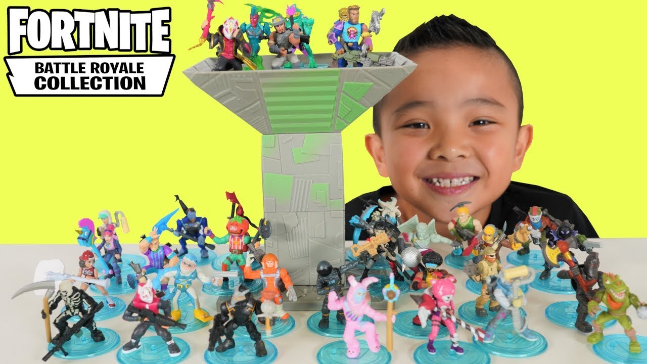 *NEW* Fortnite Port-a-Fort Toy Battle Royale Collection CKN Toys