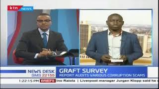 Ipsos Kenya release national survey on perception of Kenyans on graft fight