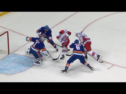 11/16/17 Condensed Game: Hurricanes @ Islanders