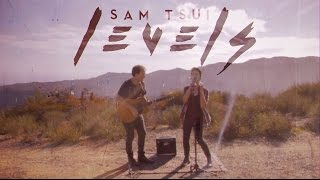 Levels (Nick Jonas) - Sam Tsui & Jason Pitts Acoustic Cover