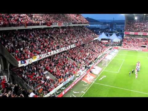 Standard de Liège - Anderlecht | Ambiance & Tifo