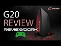 ASUS ROG G20 REVIEW, UNBOXING : A MONSTER GAMING PC - NVIDIA GTX 1070