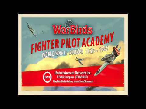 WarBirds Fighter Pilot Academy for iOS Mobile Devices