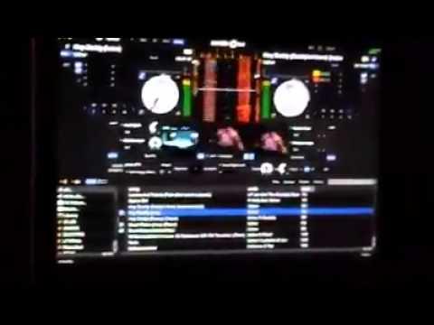 DJ LF in da Mix inside the (Cascade Lounge) Palm Springs