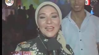 برنامج دنيا الفنون - ياسين التهامي من مهرجان القلعة 2018 - تفائل الخير قادم