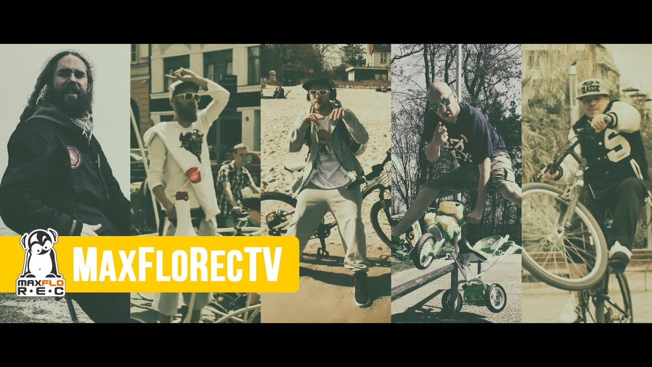 L.U.C, GRUBSON, PROMOE, RAPSUSKLEI FEAT. JAN (REBEL BABEL) - Bike Band (official video)