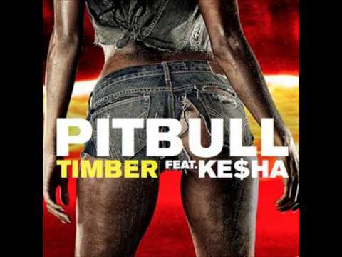 Pitbull - Timber ft. Kesha Ke$ha OFFICIAL REMIX (EXTENDED AUDIO BEST CLUB MIX) JonZ 2013 LYRICS