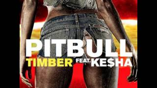 Repeat youtube video Pitbull - Timber ft. Kesha Ke$ha OFFICIAL REMIX (EXTENDED AUDIO BEST CLUB MIX) JonZ 2013 LYRICS