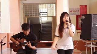 WHEN YOU LOOK AT ME - Guitar Nhân Văn Cover