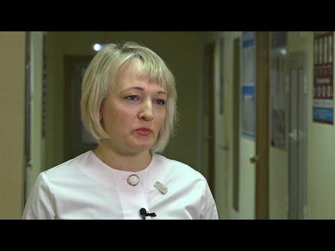 Наталья Каптилкина-лучшая главная медсестра