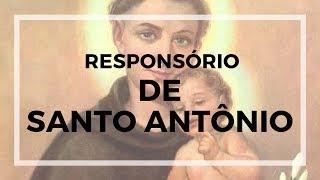 Download Video Responsório de Santo Antônio para recuperar aquilo que foi perdido ou roubado MP3 3GP MP4