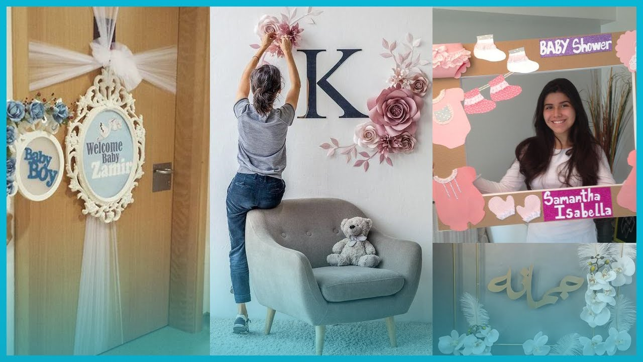 26 Newborn Baby Welcome Home Decoration Ideas 2019 Youtube