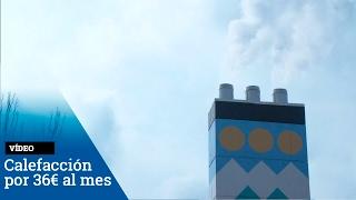 Un proyecto vecinal combate la pobreza energética con calefacción por 36€ al mes