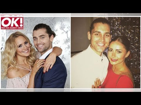 Inside Amy Walsh and Bradley Jaden's relationship: From the Emmerdale star's engagement to the co...