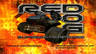 Red Dog Superior Firepower | DREAMCAST | HD