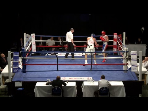 England Boxing - National Youth Championships 2018 Day 2 Semi-Finals - Ring B