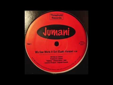 Jumani - We Can Work It Out
