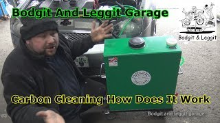 Carbon Engine Cleaning HHO How Does It Work Bodgit And Leggit Garage