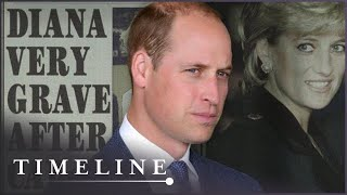 How Charles And Diana's Divorce Affected William | My Mother Diana | Timeline