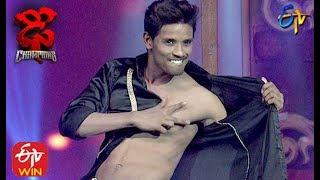 Raju Performance | Dhee Champions | 11th March 2020  | ETV Telugu