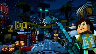 Minecraft Story Mode: Season 2 - Episode 2 - FIGHTING THE ADMIN [1]