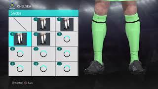 Pes 2018 2019 Kit Editing Xboxone 360 - Chelsea Gk Home Kit 18 19 c8c4aa4c0